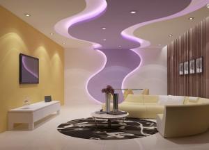 skim ceiling design